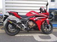 Honda CBR500 RA-G