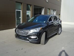 2018 Hyundai Santa Fe Sport AWD LIMITED TURBO