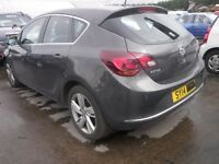 VAUXHALL ASTRA 2.0 CDTI BCG BREAKERS