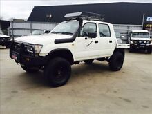 2001 Toyota Hilux LN167R (4x4) 5 Speed Manual 4x4 Lilydale Yarra Ranges Preview