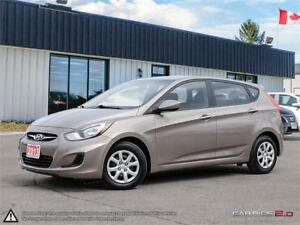 2013 Hyundai Accent L,LOW KMS!ONE OWNER,ACCIDENT FREE