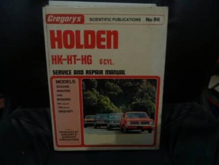 Hg holden monaro gumtree australia free local classifieds gregorys holden hk hg service repair manual sciox Gallery