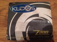 kudos z300 fishing reel,looked after as in pictures with box
