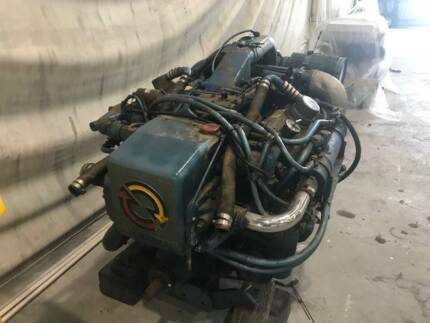 Detroit Marine Diesel  6V92 550HP Engine 1989 North Fremantle Fremantle Area Preview