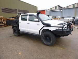 WANTED! Toyota hilux 2008 Ormeau Gold Coast North Preview