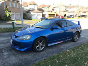 2006 Acura RSX Coupe - Premium (Not Type S) - Clean Carproof