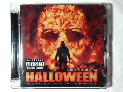 COLONNA SONORA Halloween cd KISS ALICE COOPER BLUE OYSTER CULT NAZARETH MISFITS (Kiss Halloween Music)
