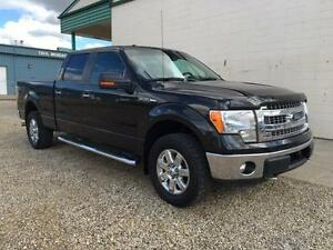 2014 Ford F-150 XTR 4x4 ~ Tow Package ~ You're Approved $216 B/W