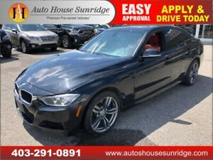 2014 BMW 3 Series 335i xDrive NAVIGATION, BACK UP CAMERA