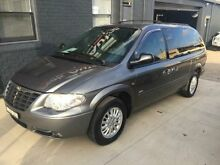 2006 Chrysler Grand Voyager RG LX Vision Grey 4 Speed Automatic Wagon Mortdale Hurstville Area Preview