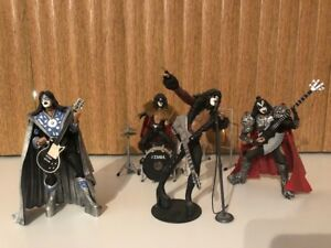 Figurine musique d'occasion Kiss , Creatures of the night