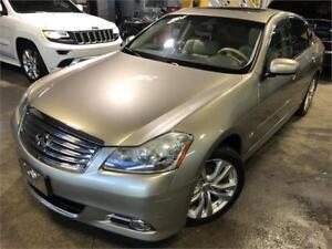 2010 INFINITI M35x Luxury AWD/TOIT/CAMERA/CUIR/MAGS/DVD/FULL