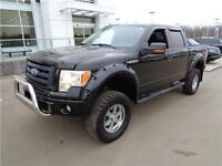 ** 2010 ** FORD ** F-150 ** FX-4 ** SUPERCREW ** LIFT ** LOW KM