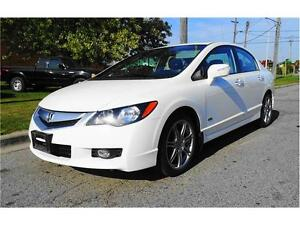2010 Acura CSX Tech Pkg.Low Kms.Navi.Accident free.Maintained
