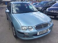 Cheap car of the day 2001 Rover 25, starts and drives, MOT until 28th April, clean inside and out, c