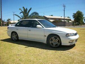1997 Subaru Liberty RX RX 5 Speed Manual Sedan Alberton Port Adelaide Area Preview