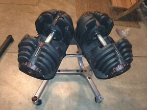 Bowflex SelectTech 1090 Dumbbells with Stand