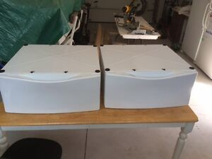 Maytag Performance Series Pedestals for Washer and Dryer