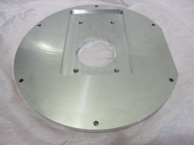 Novellus 02-00093-00R Baseplate for One Arm Robot, 02-00093-00, 450806