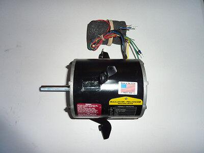 Baldor Motor Hp 14 Hp .25 .25hp Air Over Rpm 1700 Rpm 48yz 1 Ph 115v 1700rpm