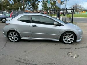 2011 Honda Civic MY11 Type R Silver 6 Speed Manual Hatchback West Croydon Charles Sturt Area Preview