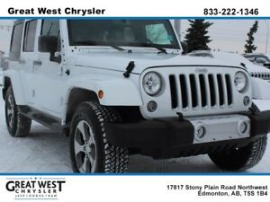 2017 Jeep Wrangler Unlimited ULTIMATE 4X4 MACHINE**HEATED SEATS*