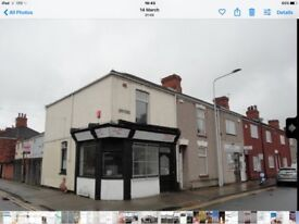 SHOP TO RENT - Grimsby, Lincolnshire DN31 2N