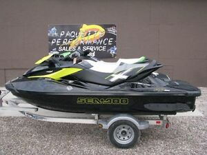 2012 SEADOO RXT-X 260 WITH RIVA STAGE 1 KIT 75 MPH,SEA DOO