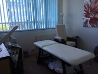 Therapy Room to rent in Exeter city centre £150 PCM, within Health Club available immediately!
