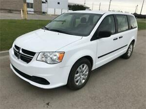 2015 Dodge Grand Caravan Canada Value Package *60,500 KMs*