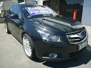 2009 Holden Cruze JG CDX Black 6 Speed Sports Automatic Sedan Edwardstown Marion Area Preview