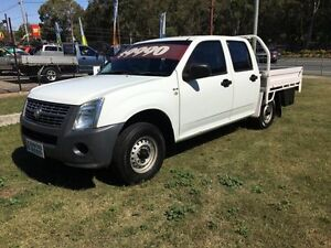 2007 Holden Rodeo RA MY06 Upgrade DX White 5 Speed Manual Clontarf Redcliffe Area Preview