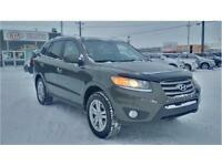 2012 Hyundai Santa Fe AWD-CHOCOLATE LEATHER-HEATED SEATS-SUNROOF