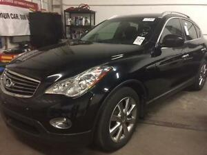 2008 Infiniti EX 35 AWD, Back Up Sensors,Sunroof,Leather, LOADED