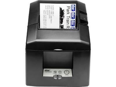 (Star Micronics 39449670 TSP650II Series Direct Thermal Receipt Printer - Gray -)