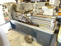 COLCHESTER TRIUMPH 2000 GAP BED CENTRE LATHE 50 INCH TAPER TURNING