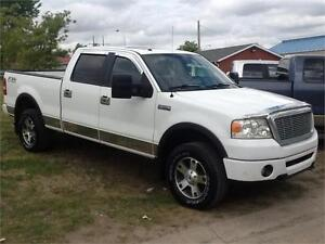 2008 Ford F-150 FX4 $10995 MIDCITY 1831 SASK AVE