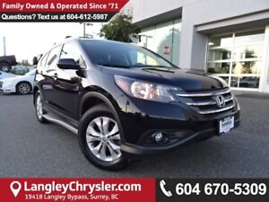 2014 Honda CR-V EX *LOCALLY OWNED*DEALER INSPECTED*