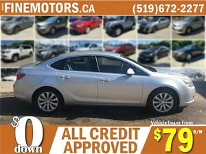 2012 BUICK VERANA * LEATHER * HEATED SEATS * CAR LOANS FOR ALL London Ontario image 3