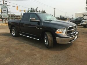 2010 Dodge Ram 1500 ST 4x4 Quad Cab 140 in. WB