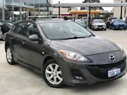 2011 Mazda 3 BL10F1 MY10 Maxx Activematic Sport Grey 5 Speed Sports Automatic Hatchback Palmyra Melville Area Preview
