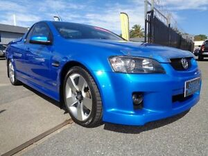 2008 Holden Commodore VE SS-V Blue 6 Speed Automatic Utility Pooraka Salisbury Area Preview