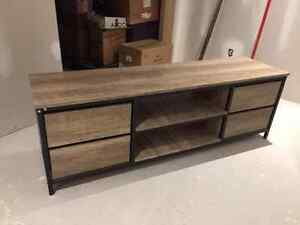 Low Profile JYSK Entertainment Unit NEW PRICE Kawartha Lakes Peterborough Area image 1