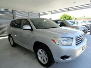 2009 Toyota Kluger GSU45R KX-R AWD Silver 5 Speed Sports Automatic Wagon West Ballina Ballina Area Preview