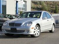 2006 Mercedes-Benz C-Class C230 | Extremely Low KM | 2.5L V6 DOH Kamloops British Columbia Preview