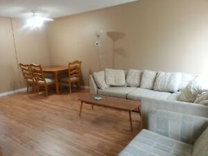 1 BEDROOM AVAILABLE IMMEDIATELY UNTIL AUG. 31ST