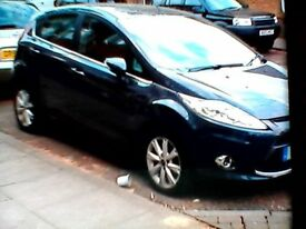 FORD FIESTA FOR SALE NICE CAR TO DRIVE CLEAN INSIDE AND OUT 12 MONTHS MOT AUTOMATIC
