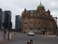 ONE BEDROOM FLAT IN CITY CENTRE