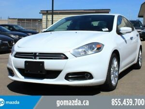 2014 Dodge Dart Limited LEATHER NAVIGATION