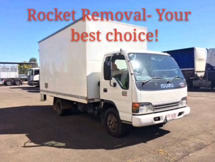 Rocket Removal-Your best choice!
